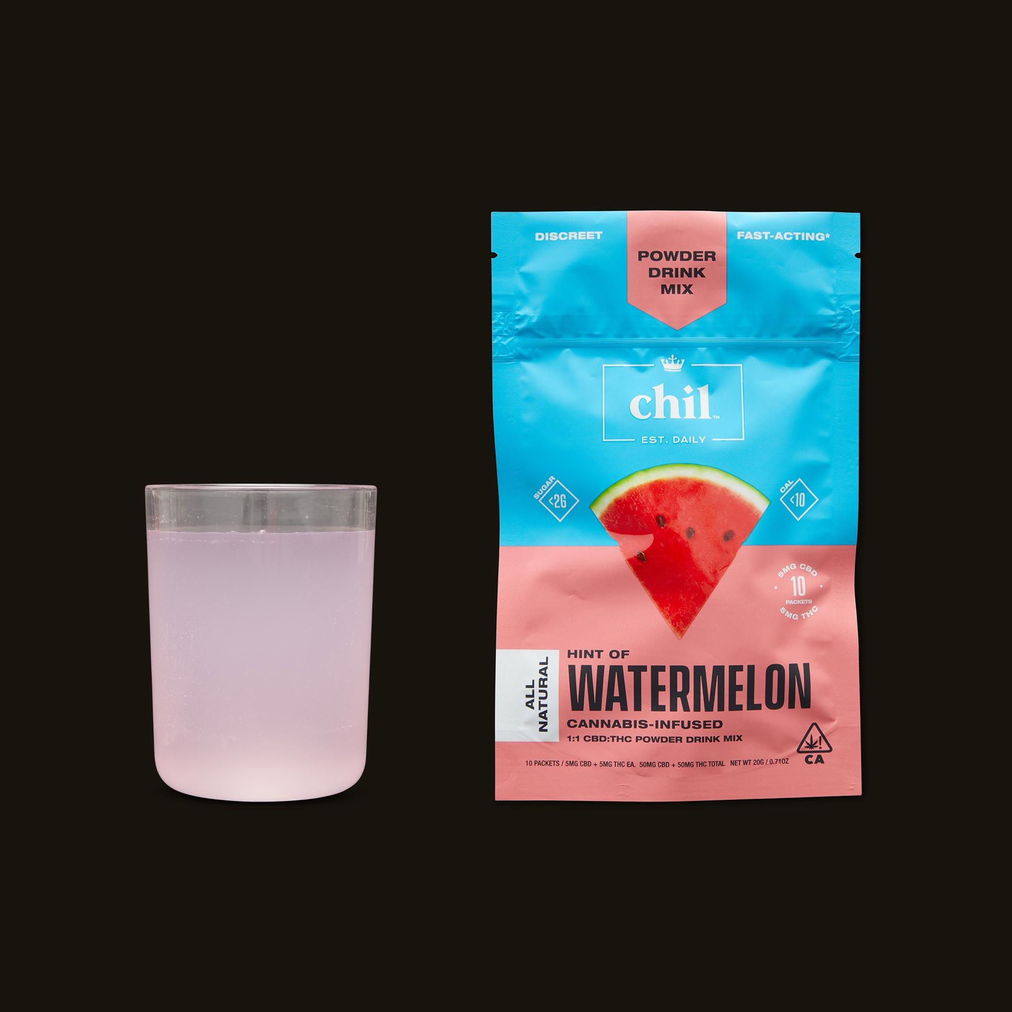 Chil Watermelon 1:1 Mixer