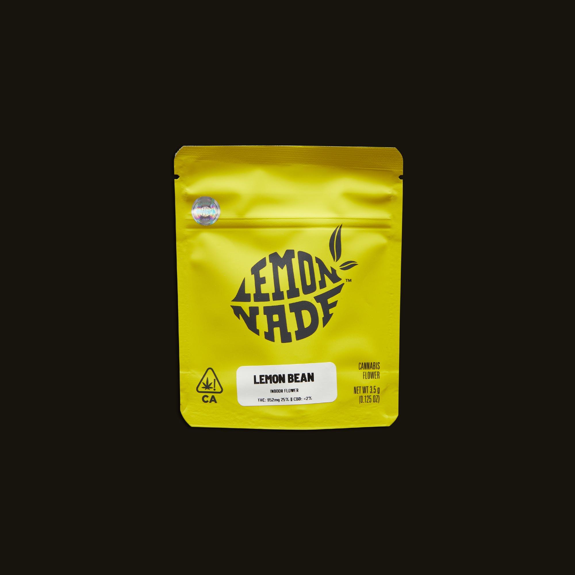 Lemonnade Lemon Bean Front Packaging