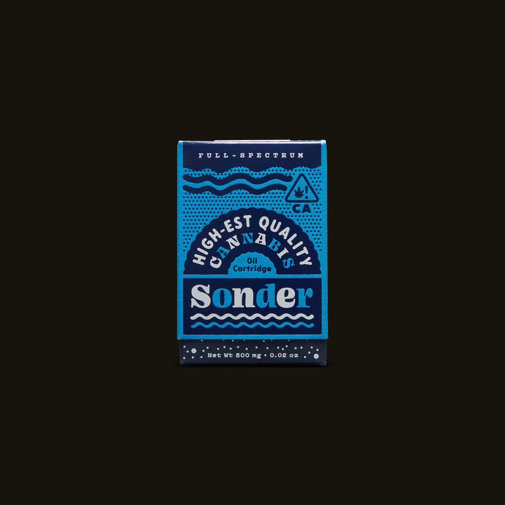 Blue Dream Cartridge - 500mg cartridge