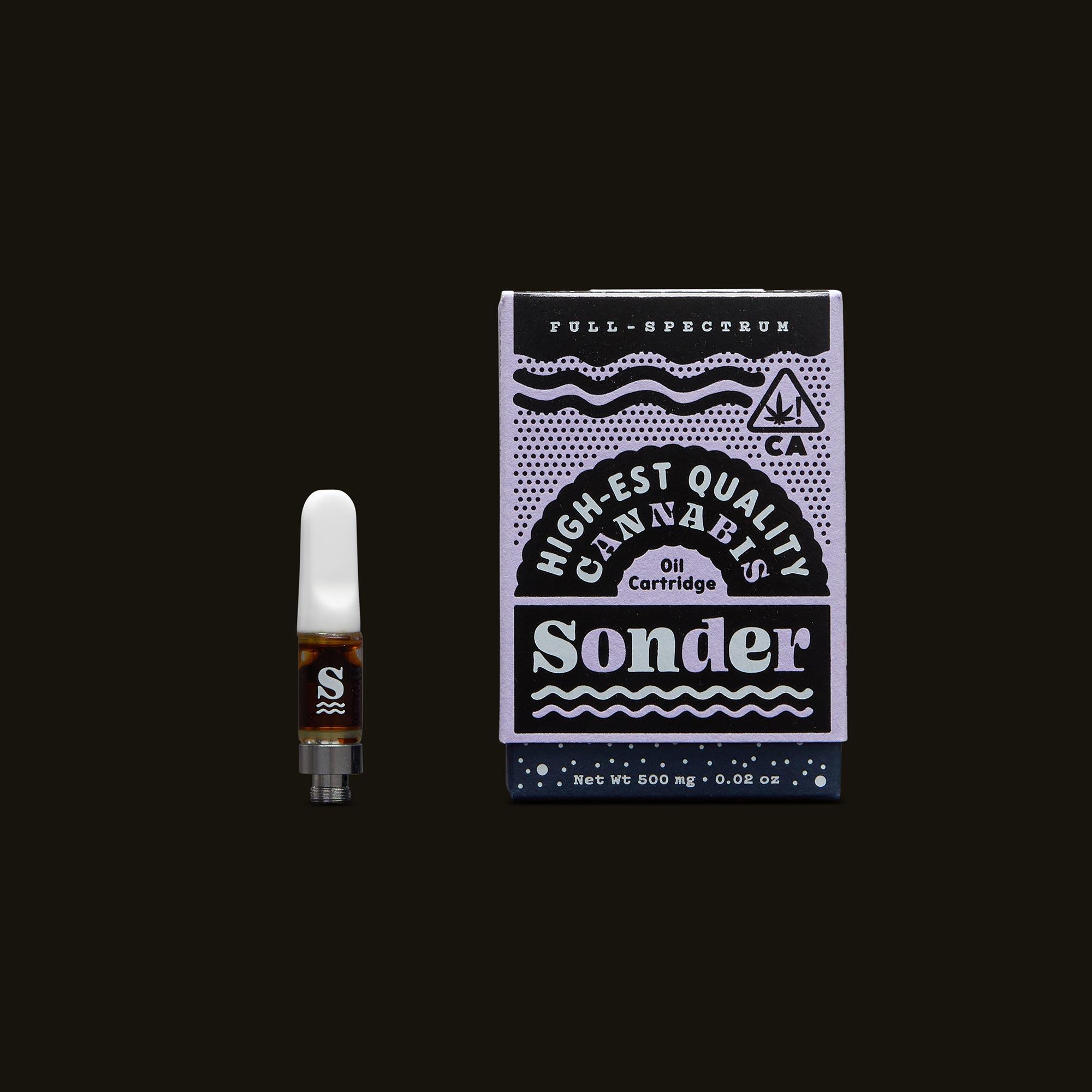 Gorilla No. 4 Cartridge by Sonder