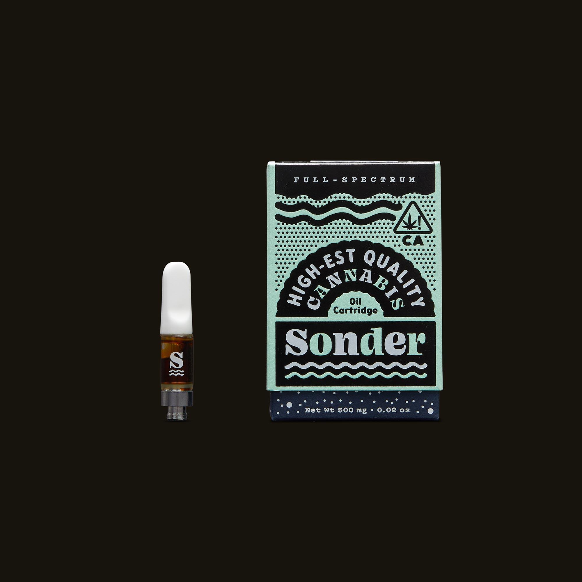 Green Crush Cartridge by Sonder