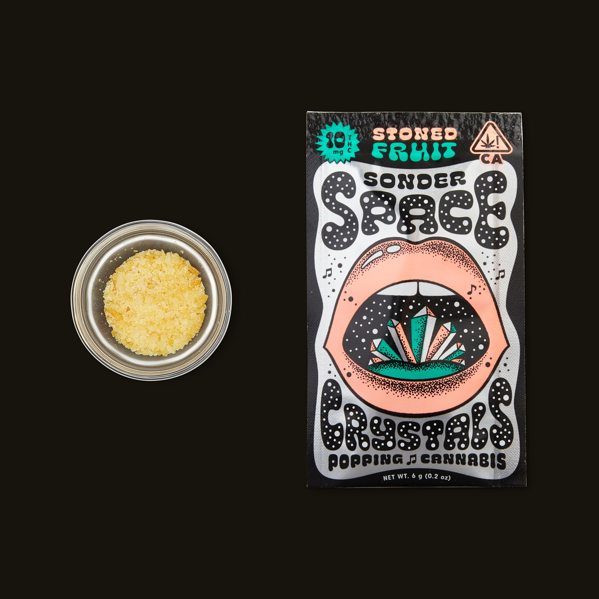Sonder Stoned Fruit Space Crystals