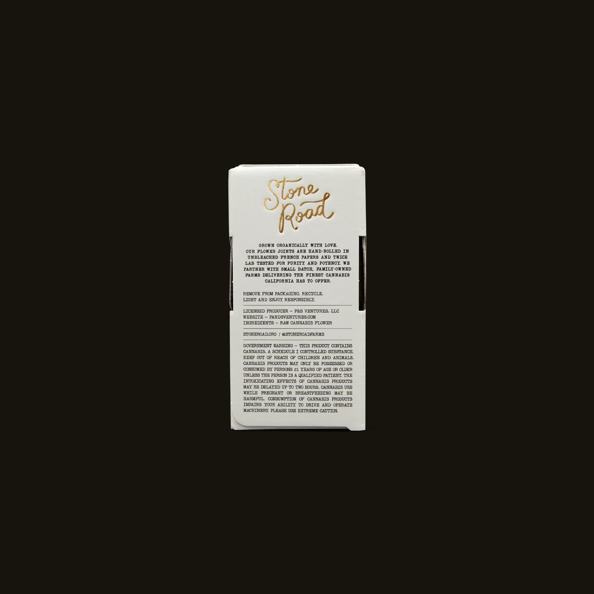 Stone Road Pre-Rolls - Caramel Crunch Infused Pre-Roll Pack