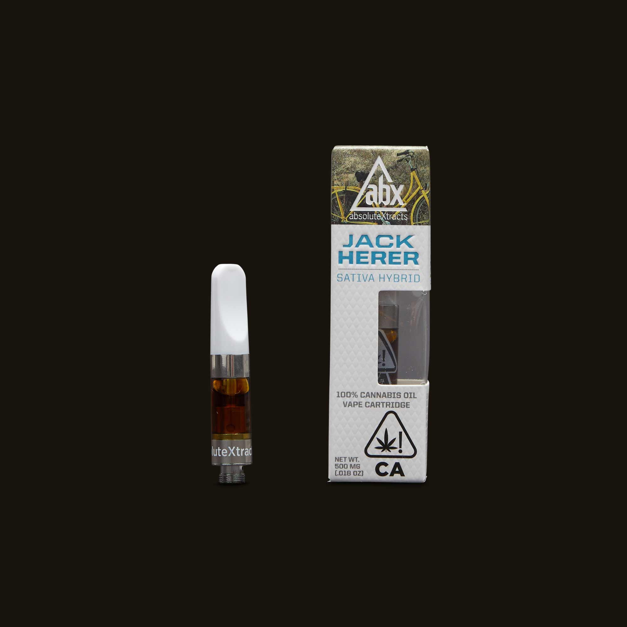 AbsoluteXtracts Jack Herer Cartridge