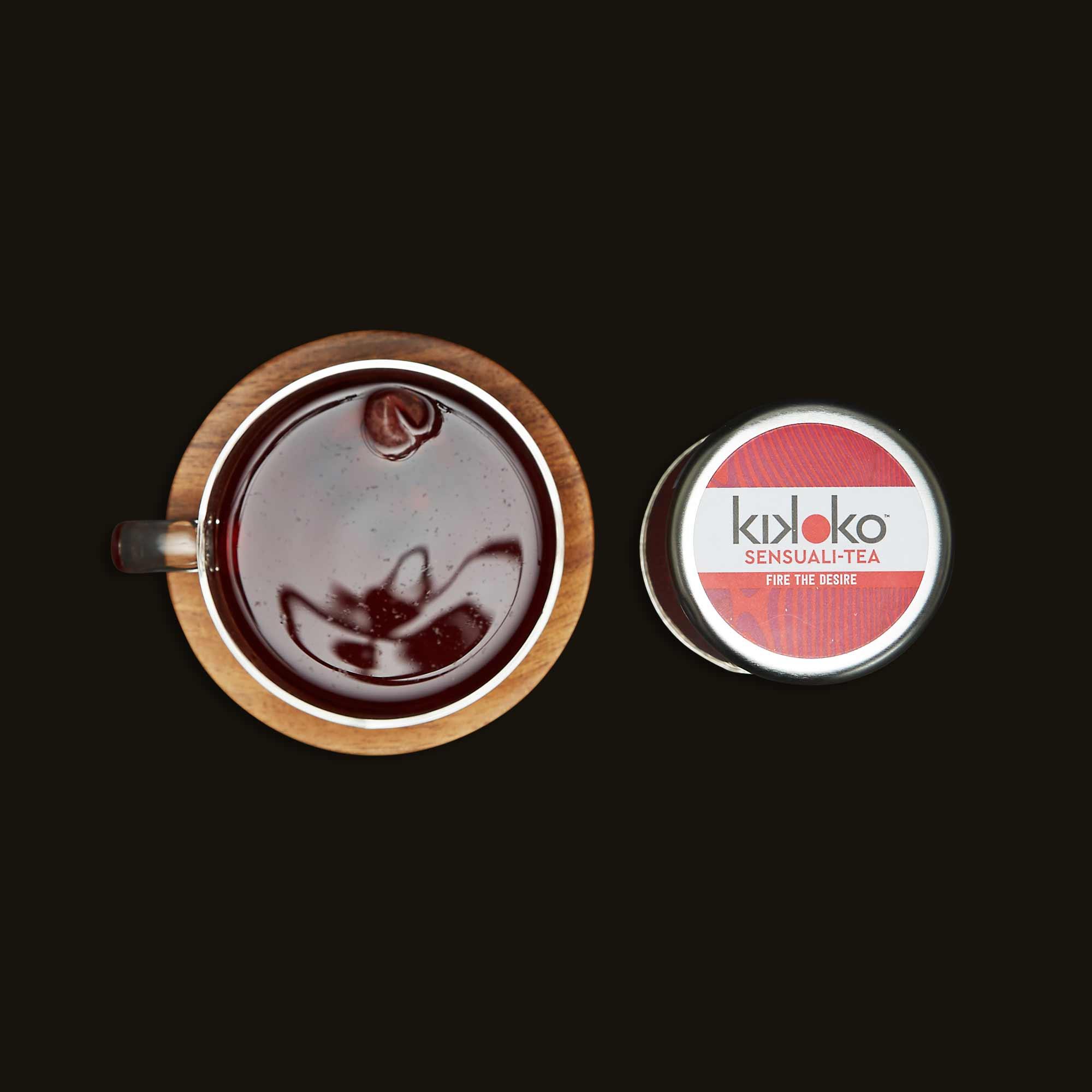 Coffee & Tea Beverage by kikoko