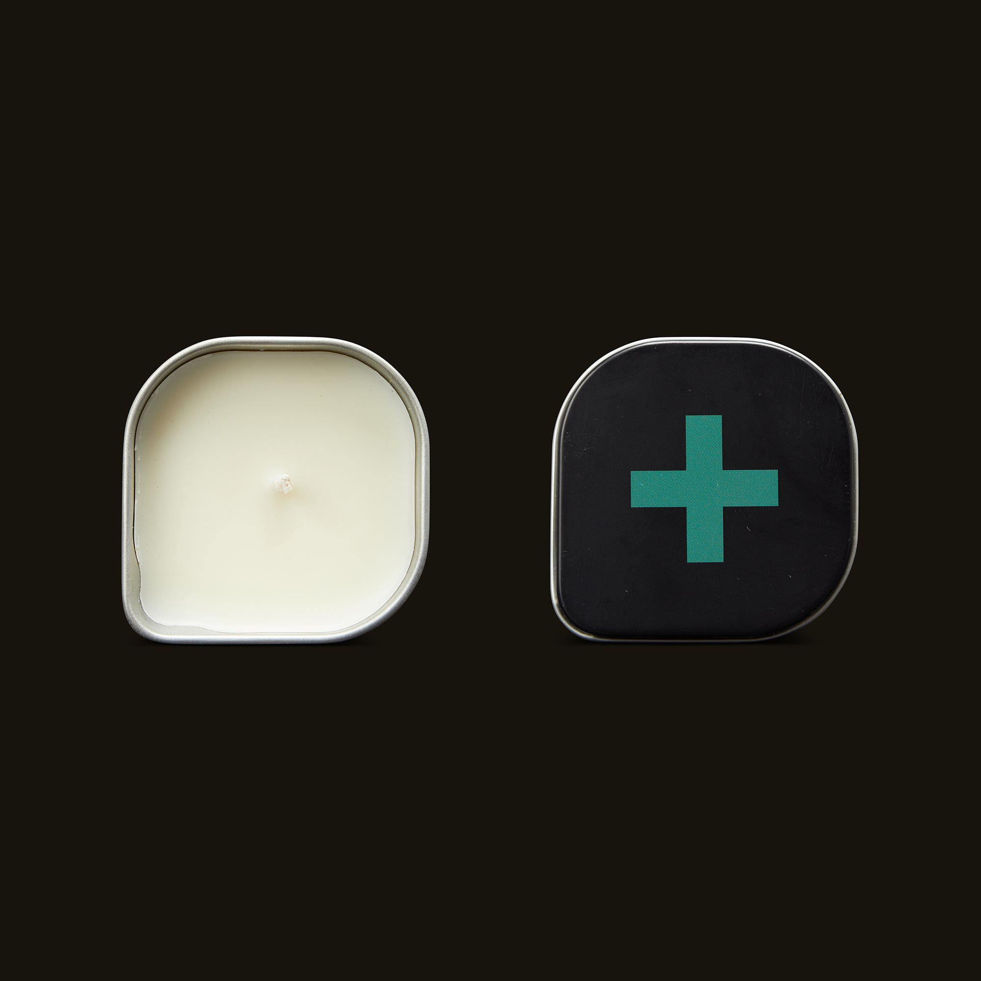 rb+ Eucalyptus Massage Oil Candle - 3oz