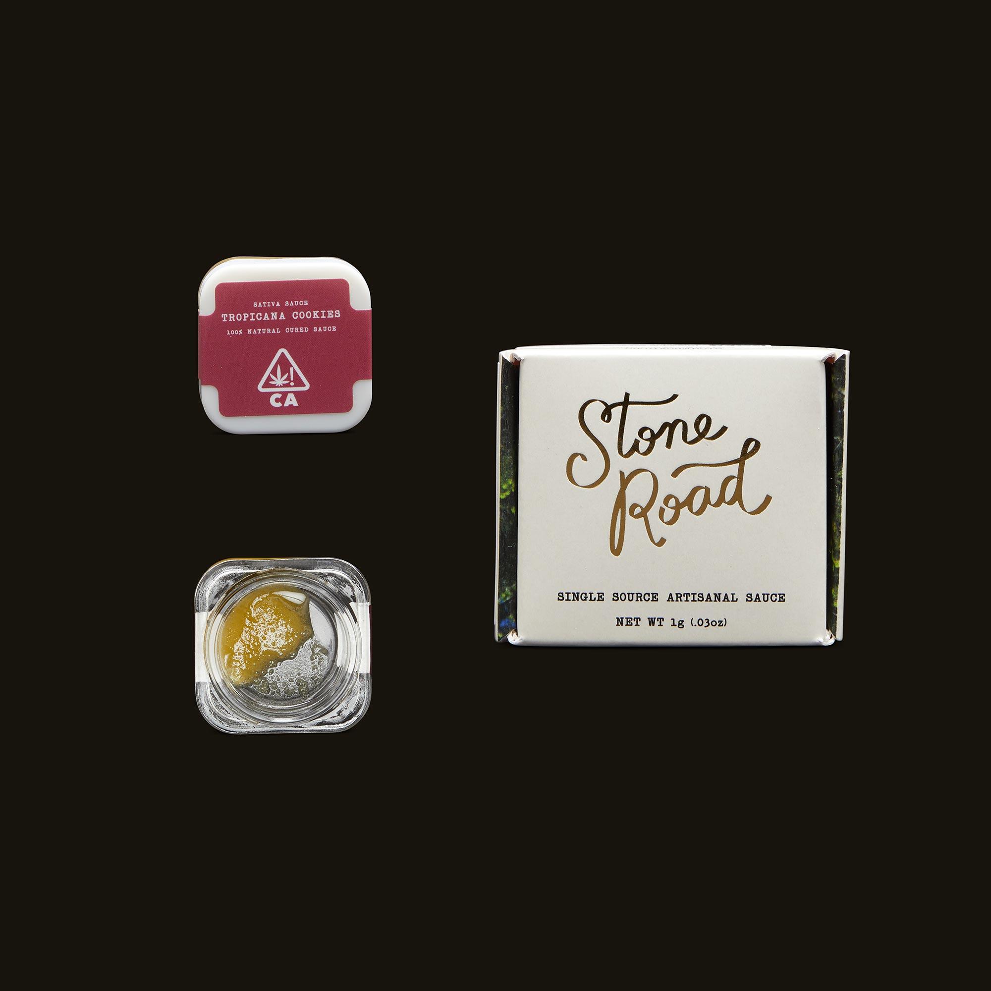 Stone Road Tropicana Cookies Sativa Sauce
