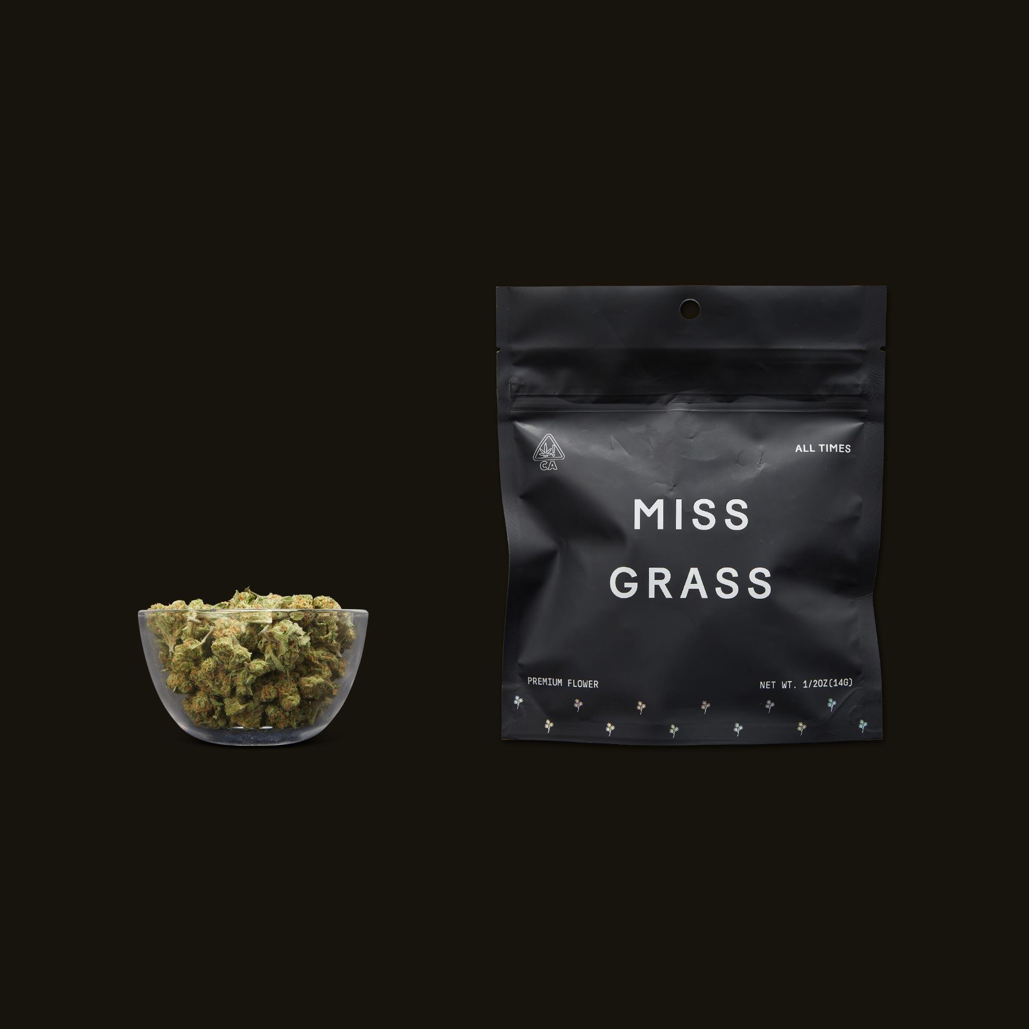 Miss Grass All Times