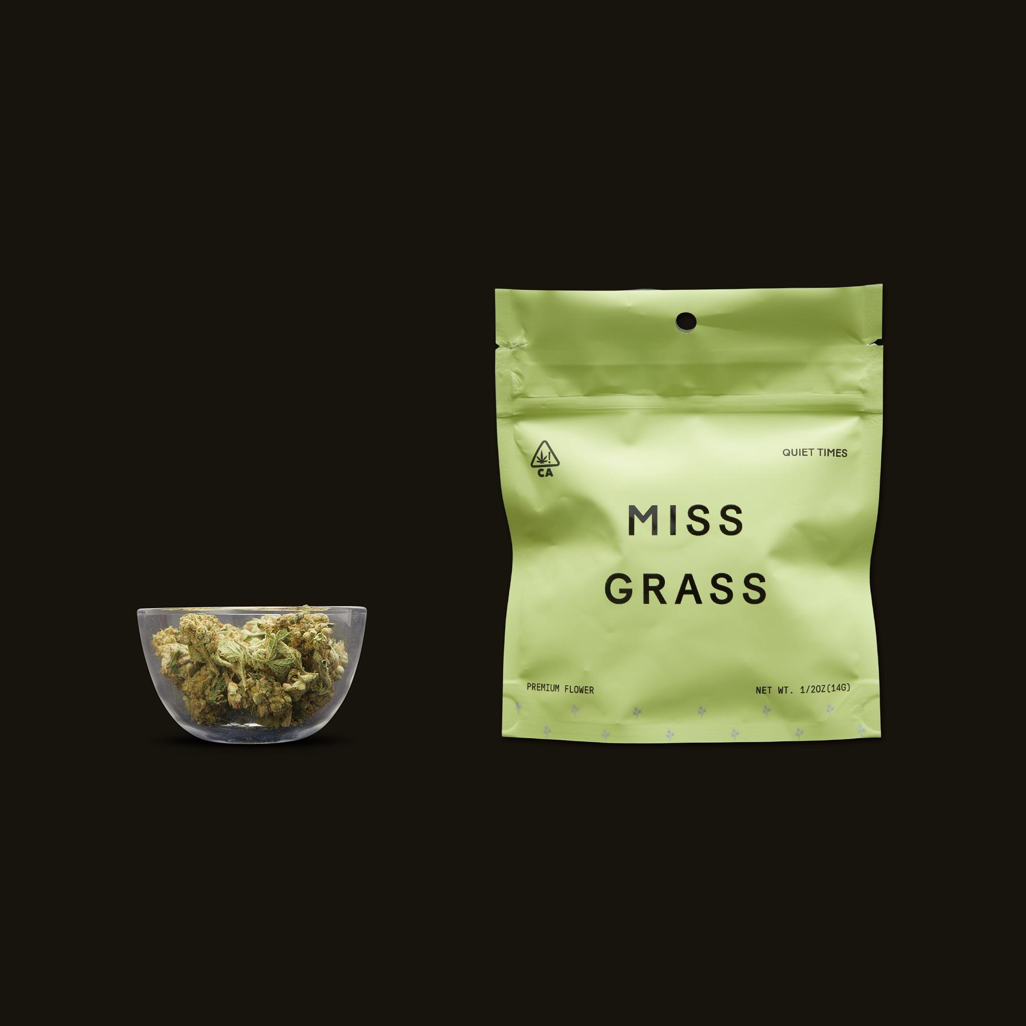Miss Grass Quiet Times