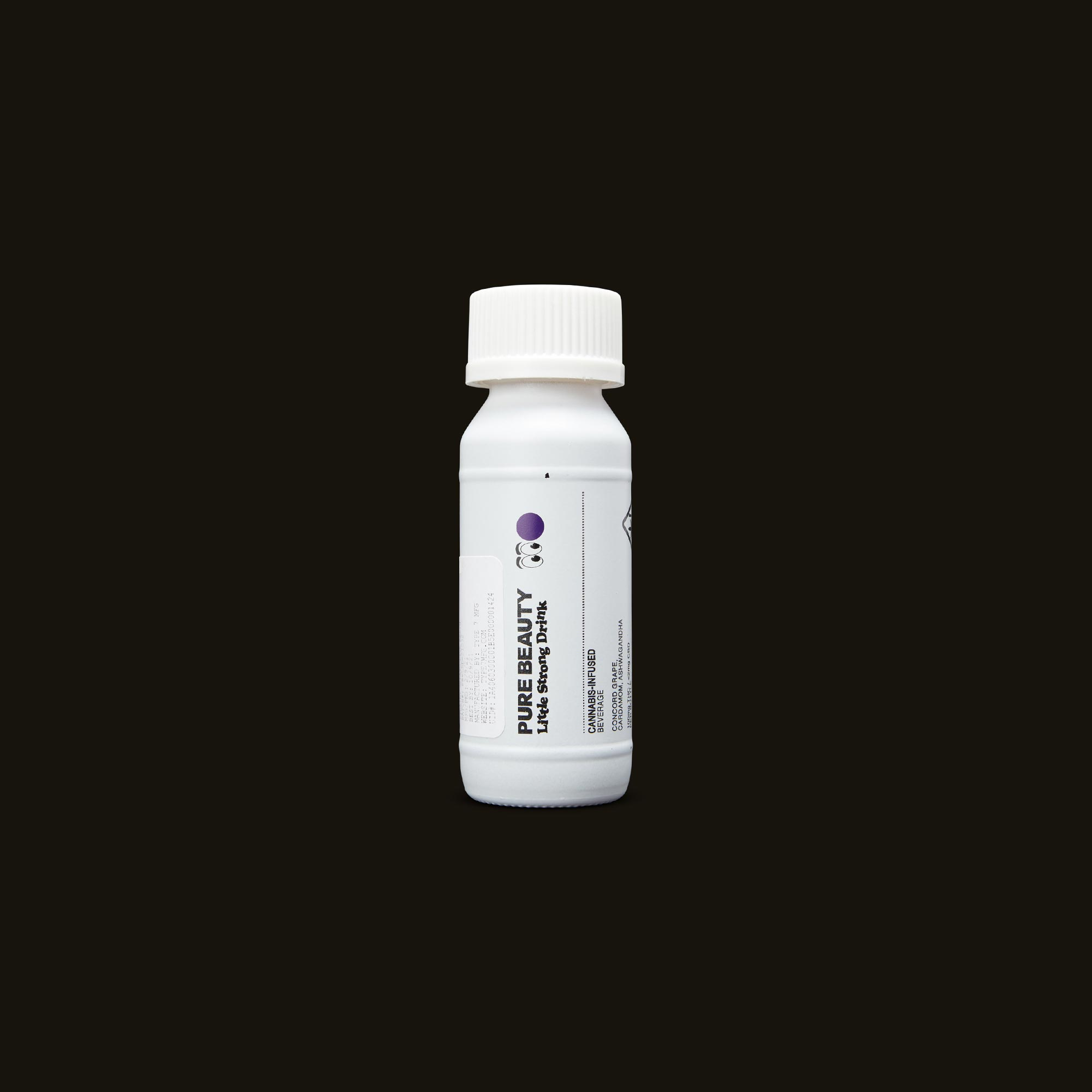 Little Strong Drink - One 2.2fl oz bottle (100mg THC)
