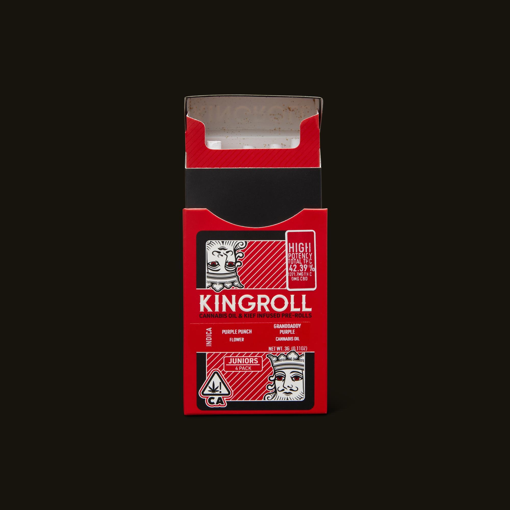 Connoisseur Pre-Rolls by Kingpen