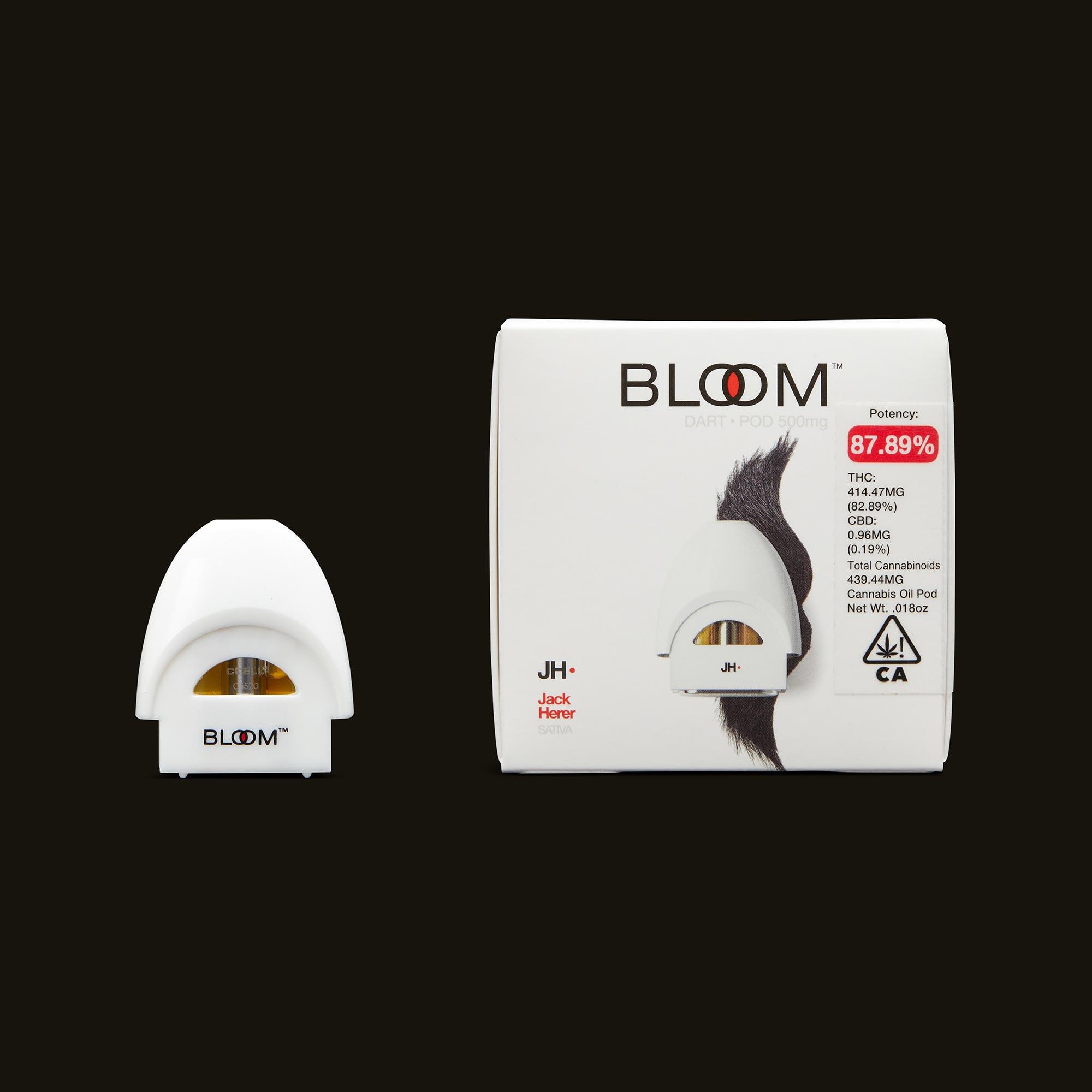 Jack Herer Dart Pod by Bloom Brands