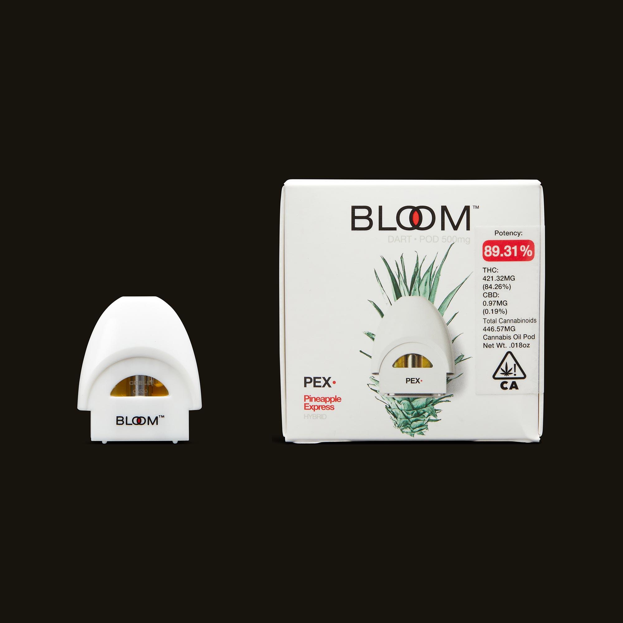 Pineapple Express Dart Pod by Bloom Brands