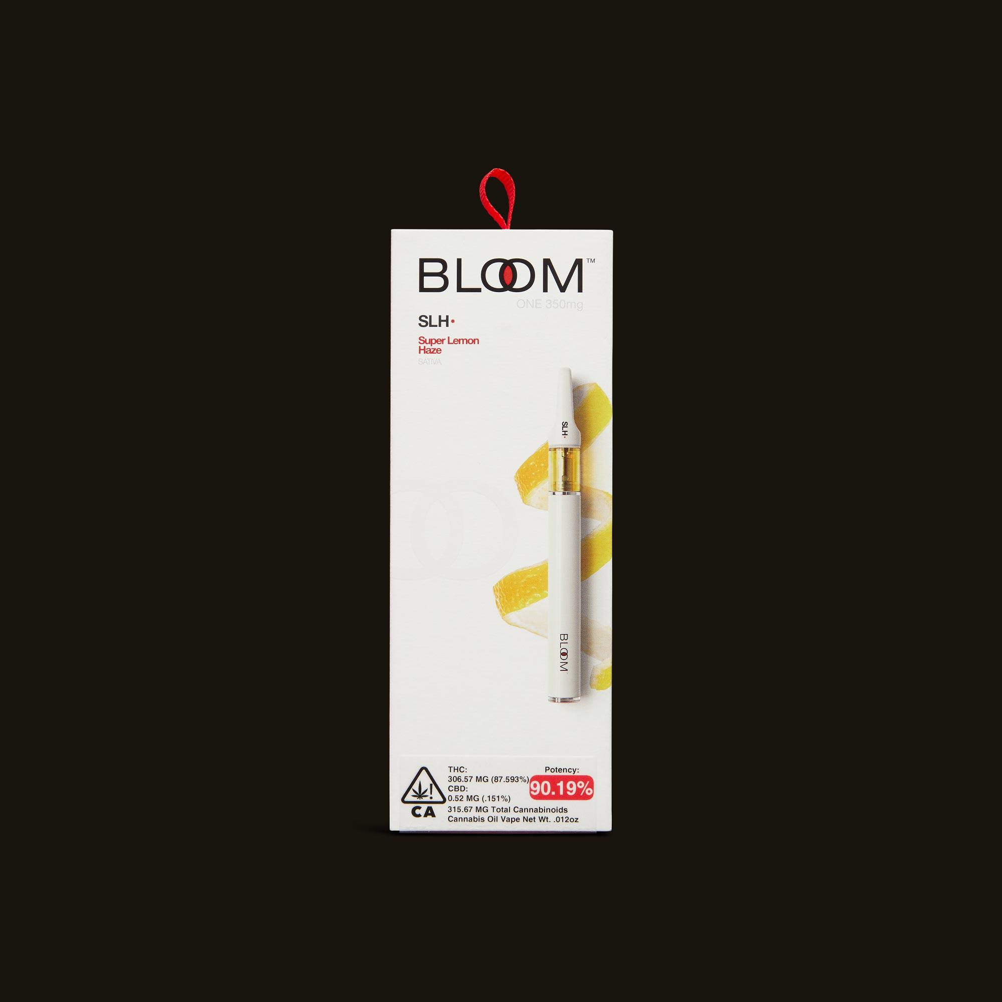 Super Lemon Haze Bloom One - 350mg disposable pen
